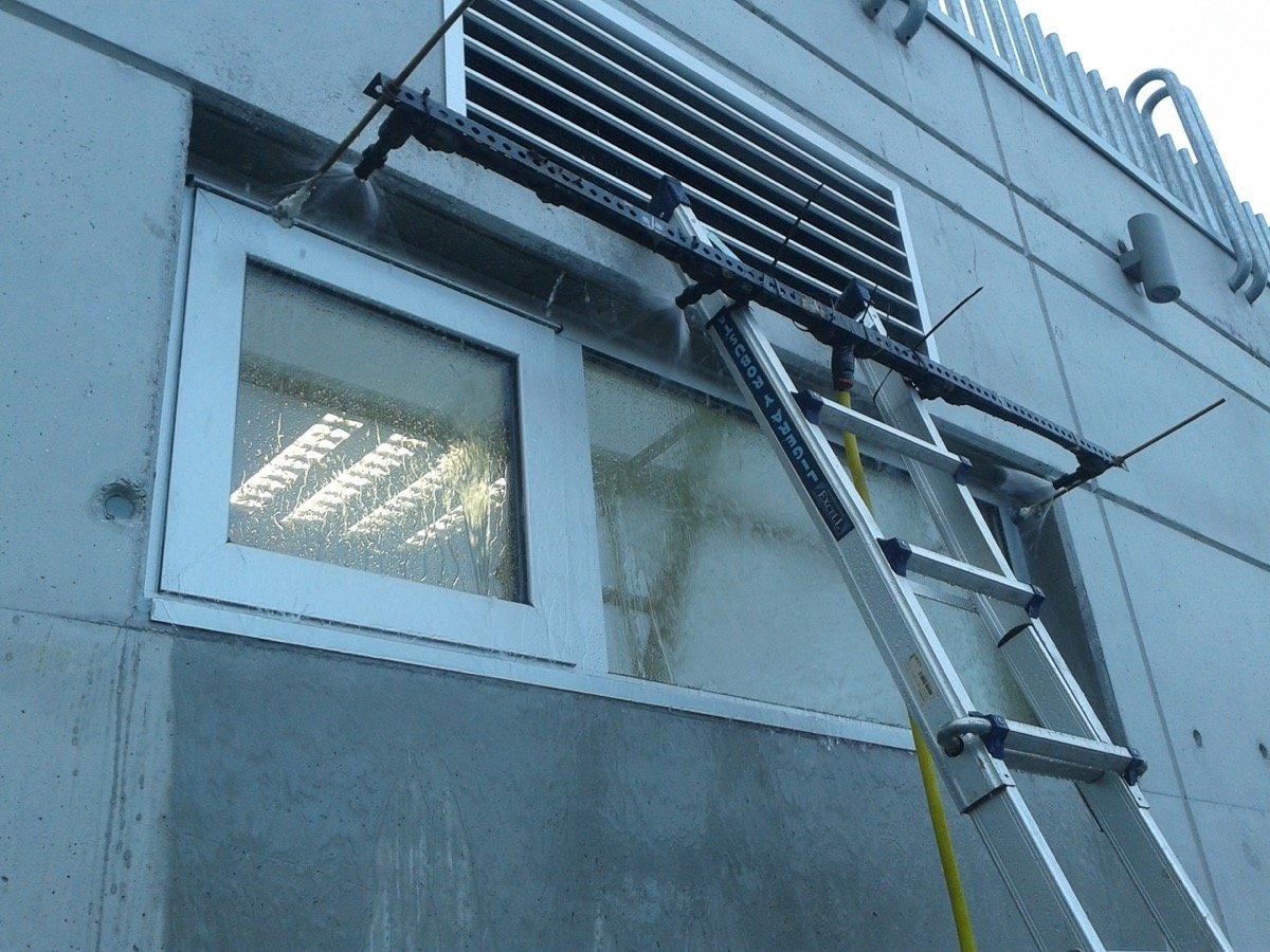 Estanqueidad fachada carpinteria 1